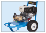 Engine Driven Pressure Washers