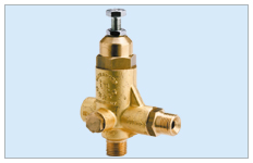 Interpump Control Valves
